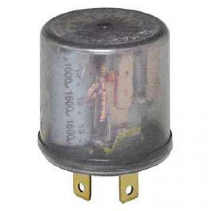 Turn Signal/Hazard Flasher - 12 Volt - #224 - 2-Prong