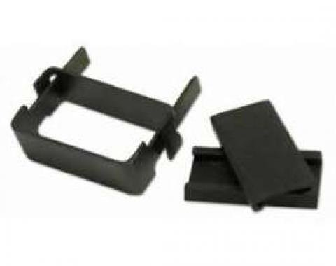 Leaf Spring Clamp Kit - Fits 2-1/2 Wide Spring