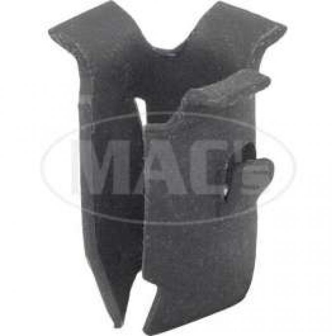 Emblem Barrel Clip - Small - .062 - All Metal Construction