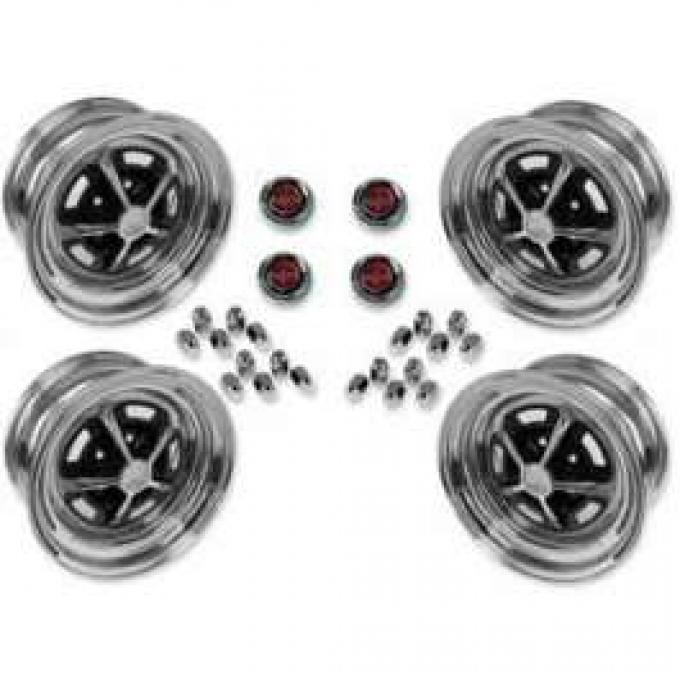 MAGNUM WHEEL KIT (15X7) and (15 x 8) SET