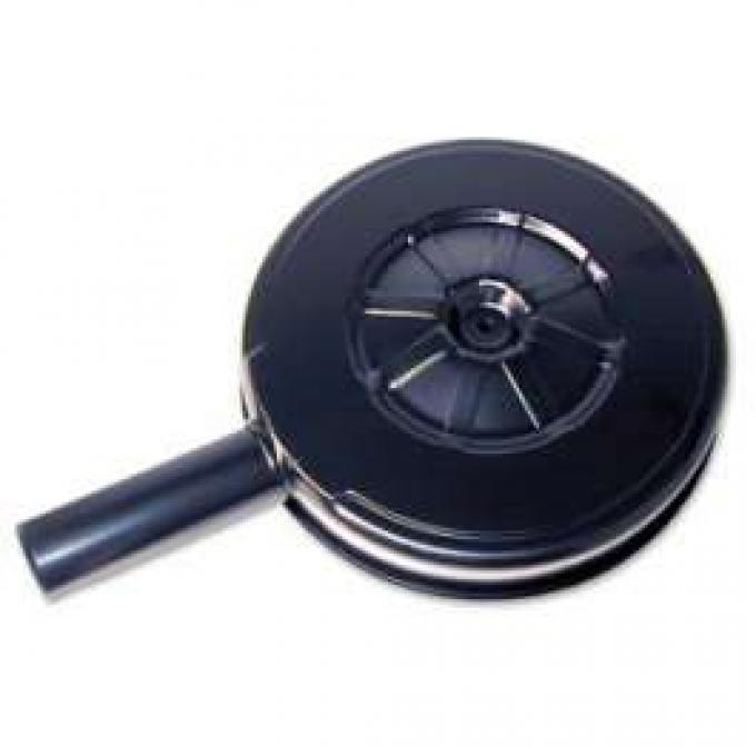 Air Cleaner Assembly - Round With Air Horn - Reproduction With Foam Seal