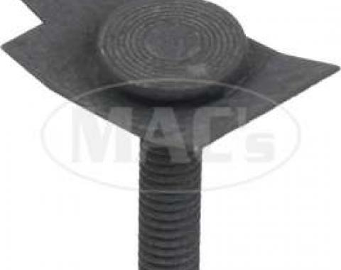 Speaker And Defroster Duct Retaining Screw