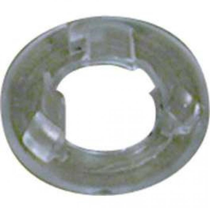 Door Lock Button Grommet - Clear Plastic