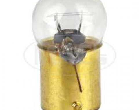 Light Bulb - 12 Volt - Single Contact Bayonet - Bulb #631
