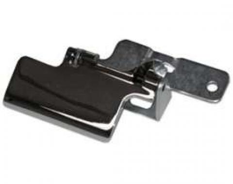 Inside Door Handle - Right - Chrome Plated - For Deluxe Interior