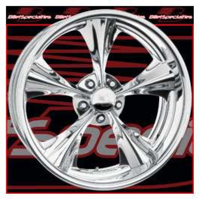 Legends Dagger Billet Wheel 17 X 8