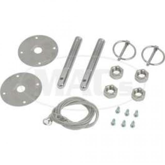 Hood Lock Pin Kit