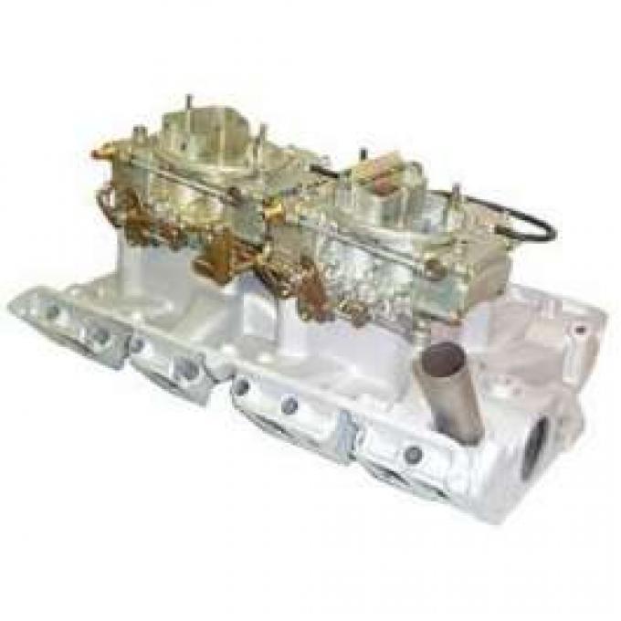 Carburetors, 427 Dual Quad, 1957-1979