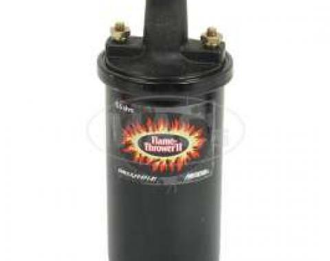 Flame Thrower 2 Hi. Perf. Coil-Black (Epoxy Filled)