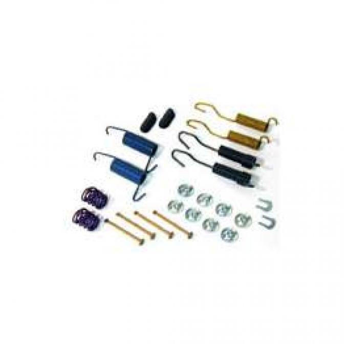 Drum Brake Hardware Kit - For 10 Brakes