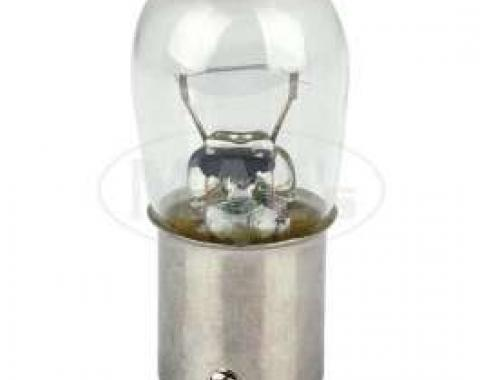 Interior Light Bulb - 12 Volt - Double Contact Bayonet Bulb #1004