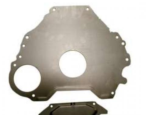 Automatic Transmission Rear Plate - 6 Bolt Style - 289 With C4 and 157 Tooth Flywheel
