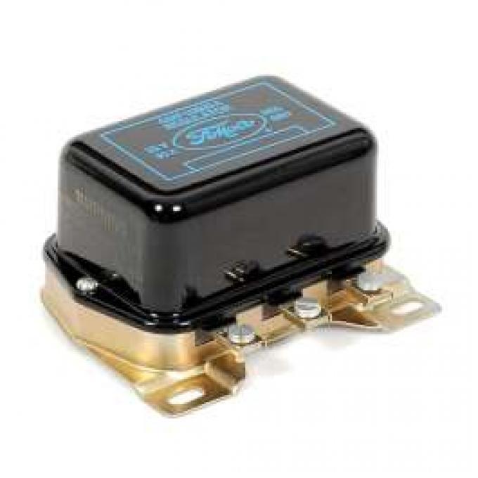 Generator Voltage Regulator - Original Markings and Numbers