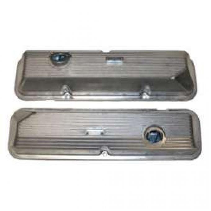 Aluminum Finned Valve Covers (390, 427, 428)