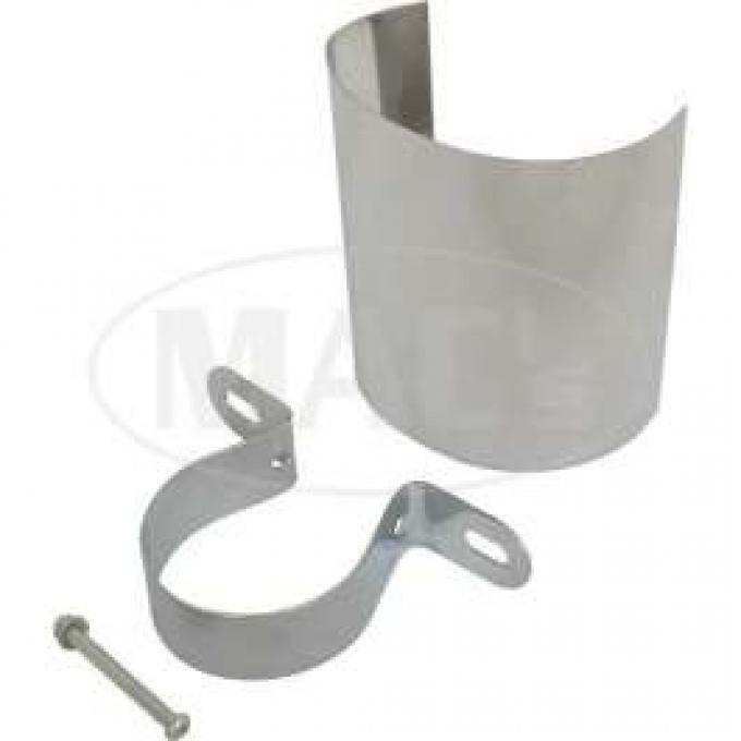 Chrome Coil Cover Kit