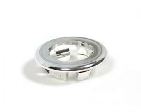 Door Lock Button Grommet - Black Plastic
