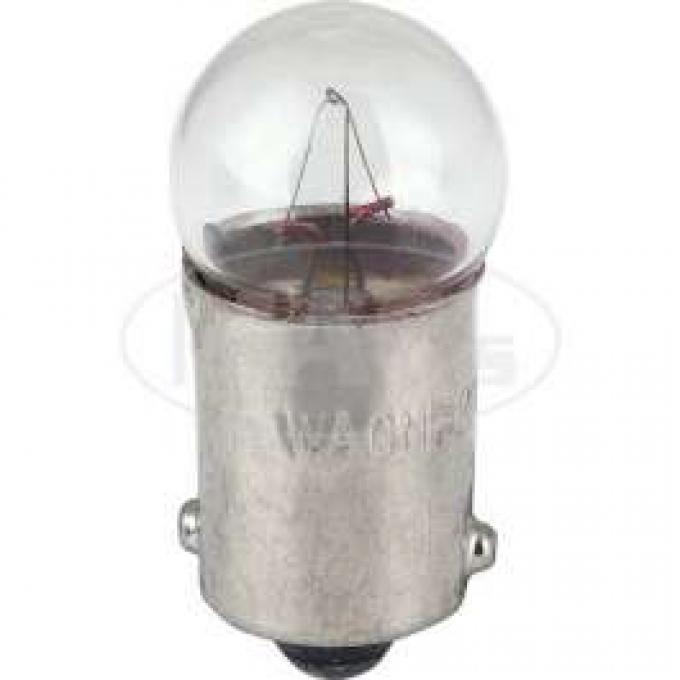 Light Bulb - 12 Volt - Miniature Bayonet - Bulb #1145