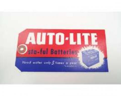 Sta-Ful Autolite Battery Tag