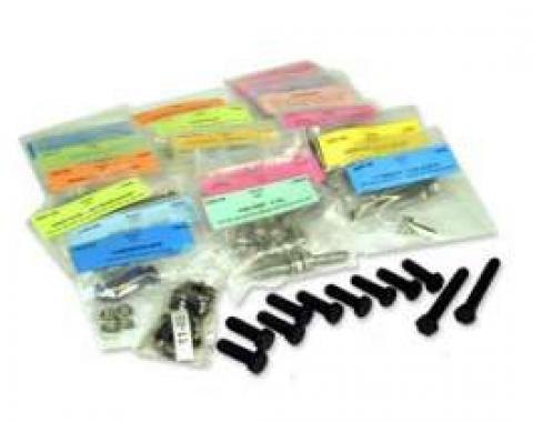 Engine Hardware Master Kit - For Engines With Generator and Without Air Conditioning