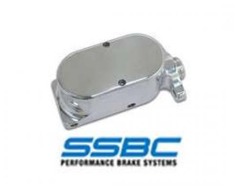 Ford Brake Master Cylinder,Billet Aluminum,SSBC,1963-1973