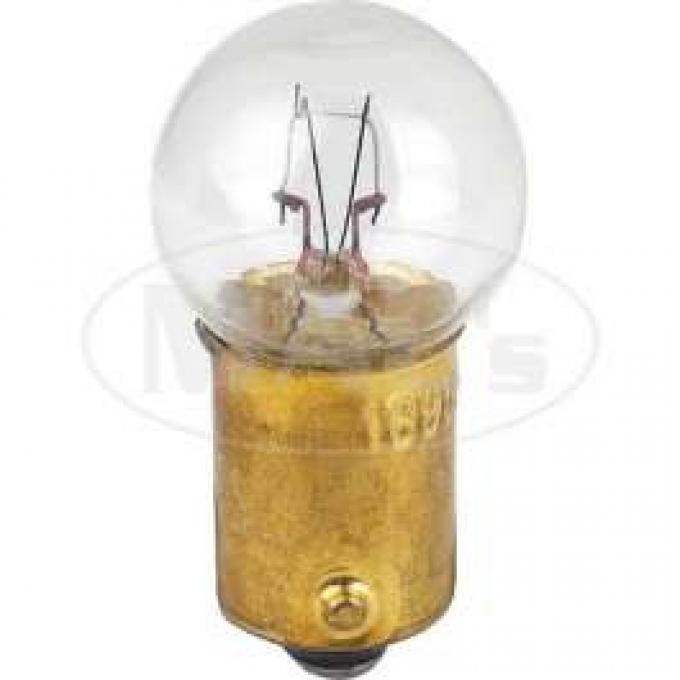 Light Bulb - 12 Volt - Miniature Bayonet - Bulb #1895