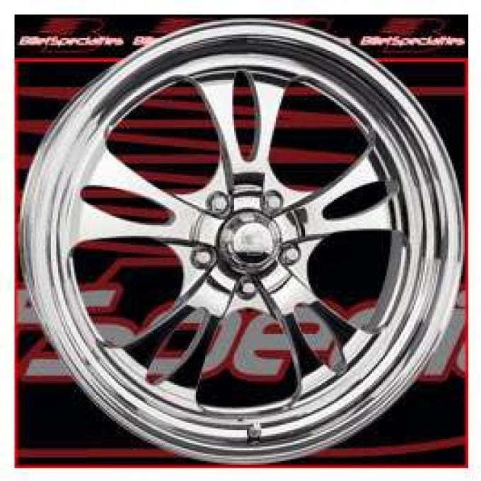 Street Smart Fast Lane Billet Wheel 15 X 14