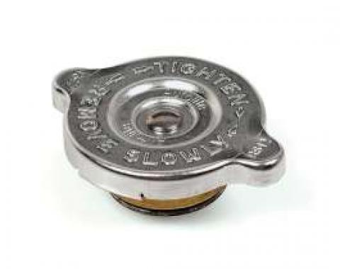 Radiator Cap - 13 PSI. - Chrome Plated - Autolite Logo