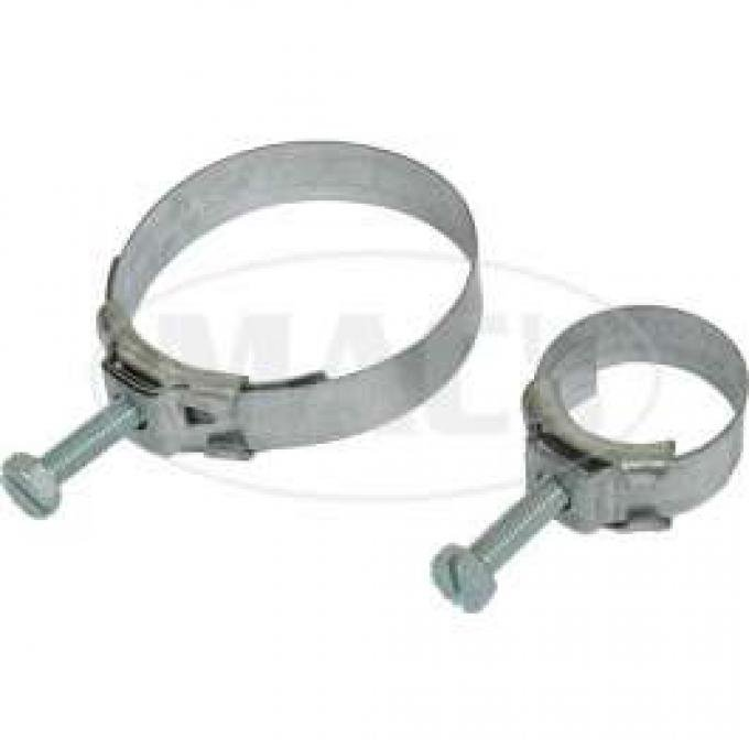 Radiator Hose Clamp Set - Tower Type - 10 Clamps - 390 Or 427 Or 428 V8