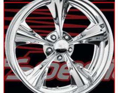 Legends Dagger Billet Wheel 17 X 8