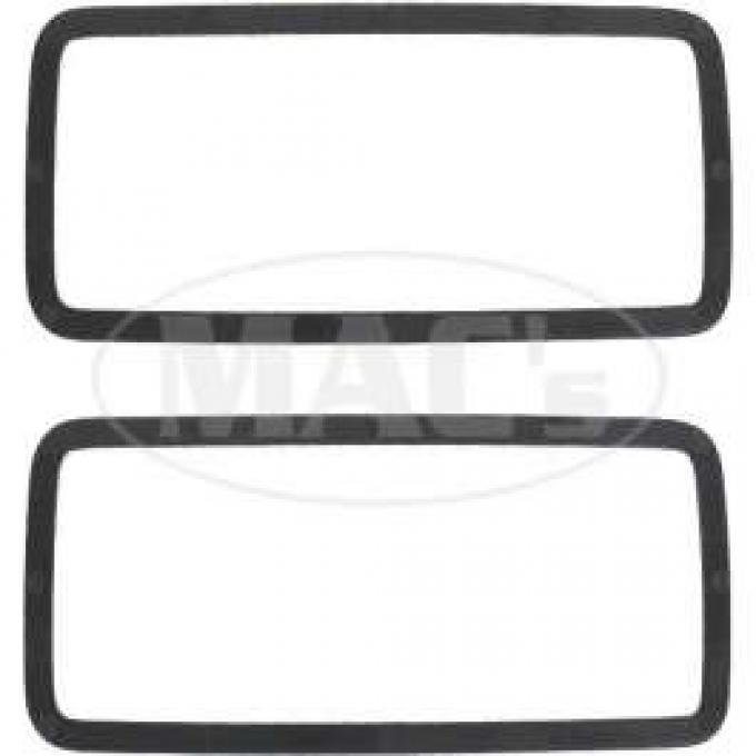 Outer Door Handle Gaskets, Galaxie, 1971-1976