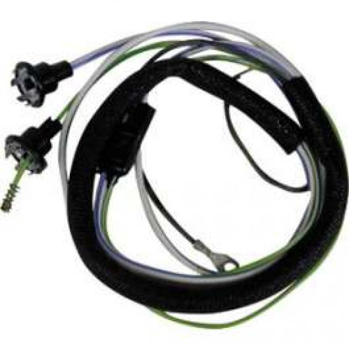 Hood Mounted Turn Indicator Wiring Harness