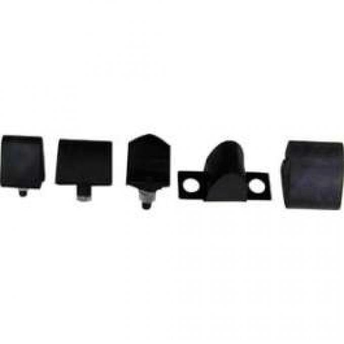 Upper Control Arm Bumper - Rubber