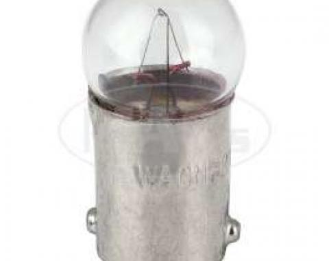 Light Bulb - 12 Volt - Miniature Bayonet - Bulb #1145