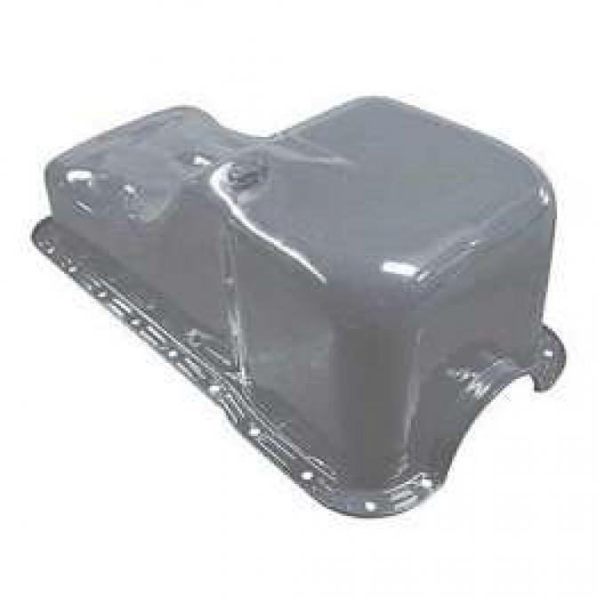 Oil Pan - Bare Steel