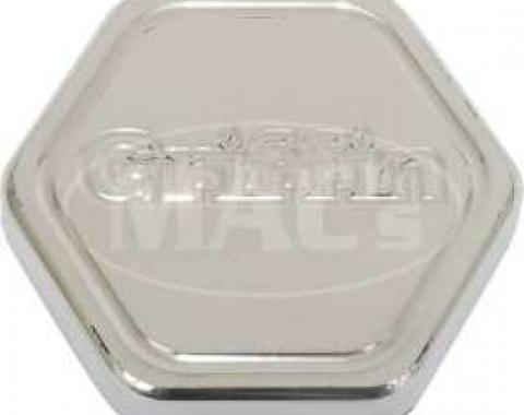 Polished Griffin Radiator Cap (17 Lb.)