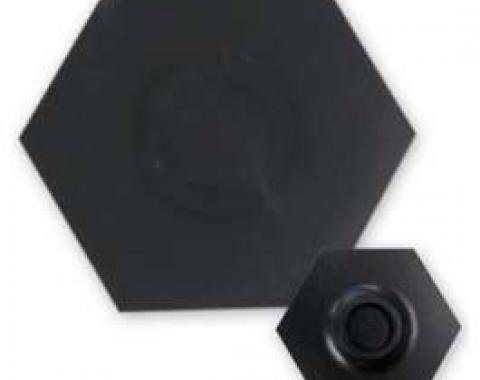 Anti-Squeak Pad - Leaf Spring - Hexagon Shaped