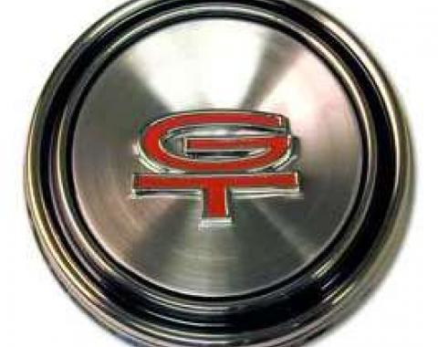 Hub Cap - 7-1/2 Diameter - With GT Emblem