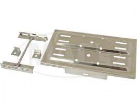 Stainless Steel Battery Tray