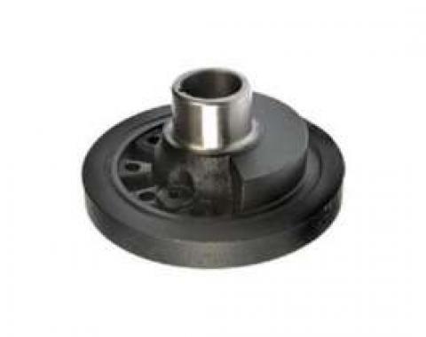 Crankshaft Damper/Harmonic Balancer - 3 Bolt - 6 5/16 Diameter