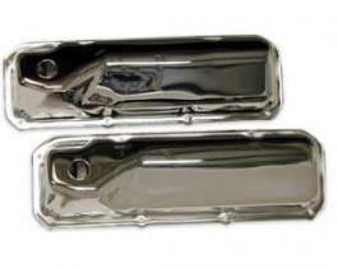 Valve Covers - Chrome