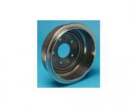 Brake Drum - Front - 10 Diameter - Finned