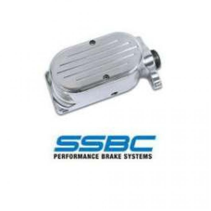Ford Brake Master Cylinder, Billet Aluminum, SSBC, 1963-1973