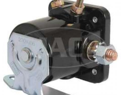 Starter Relay - Exact Reproduction - Fine Threaded Lugs