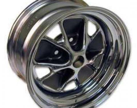 66/67 Styled Steel Wheel Kit (14x7)