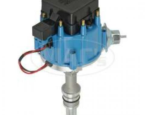 HEI DISTRIBUTOR 289/302 FORD-BLUE CAP