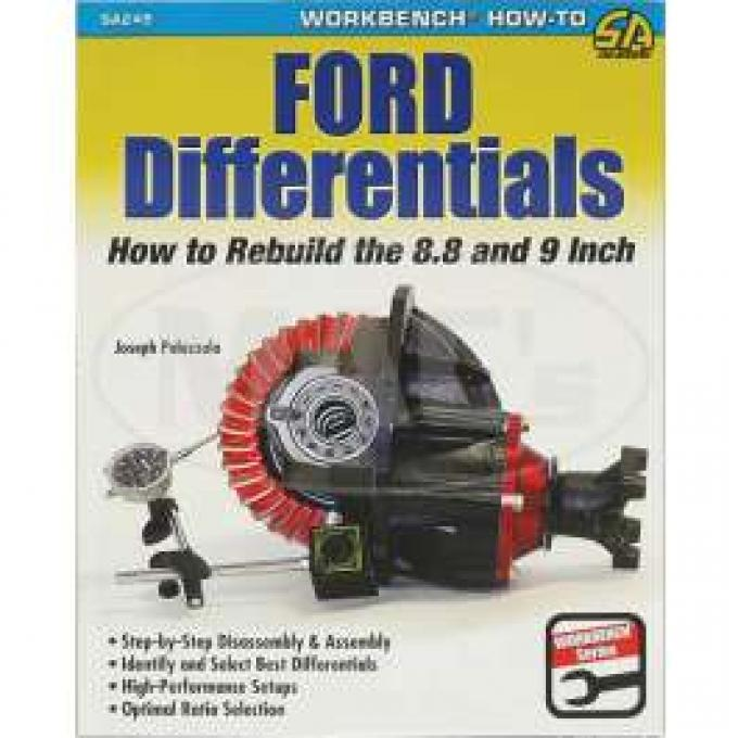 How To Rebuild Ford Differentials, 8.8 & 9-Inch
