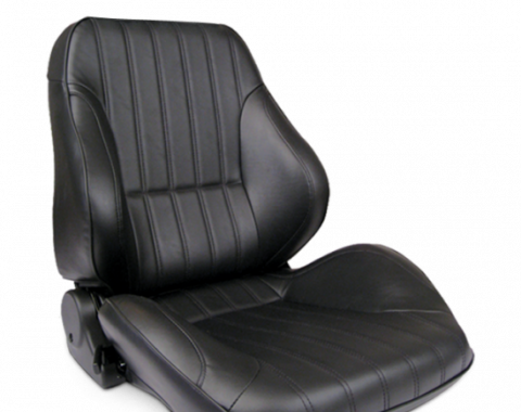 Procar Lowback Rally Seat, Right, Vinyl