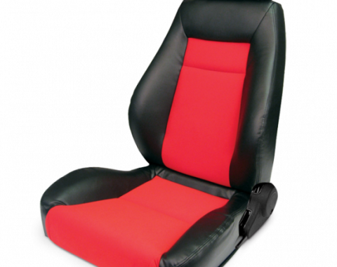 Procar Elite Seat, Left, Velour