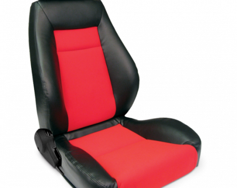 Procar Elite Seat, Right, Velour