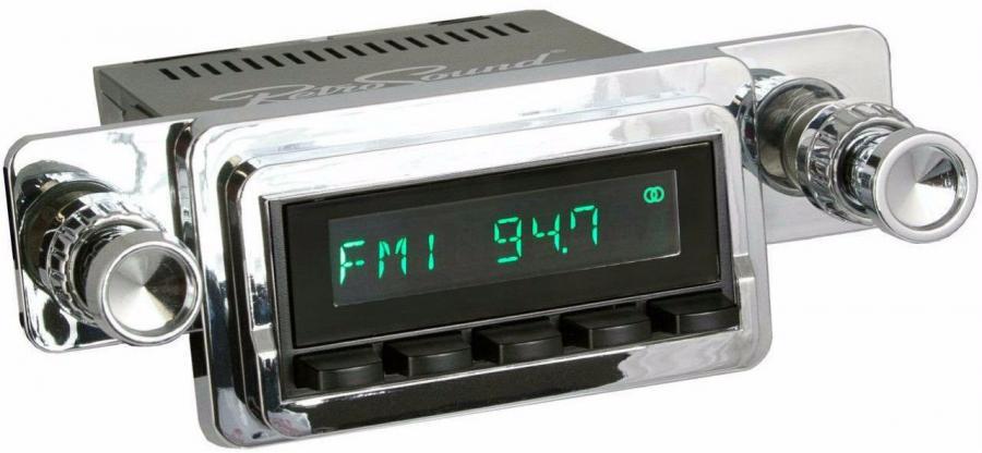 1964 Mustang Radio